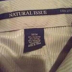natural issue